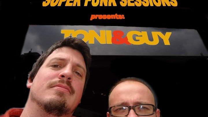 Toni & Guy - Super Funk Sessions