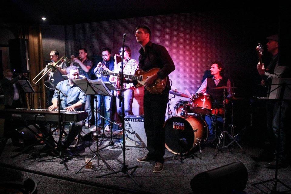 Zdenka Kovačićek i Greenhouse blues band
